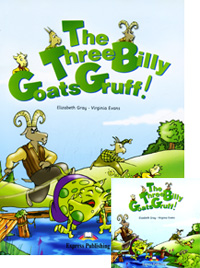 Elizabeth Gray, Virginia Evans The Three Billy Goats Gruff! (+ CD)