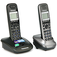 Радиотелефон Panasonic KX-TG2512 RU2