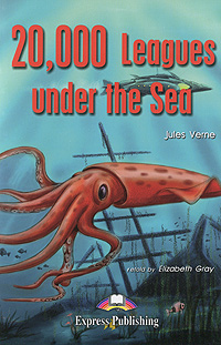 Jules Verne 20,000 Leagues under the Sea verne j 20000 leagues under the sea theacher s book