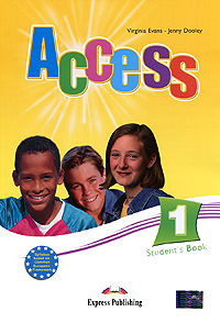 Virginia Evans, Jenny Dooley Access 1: Student's Book virginia evans jenny dooley grammar targets 1 student s book