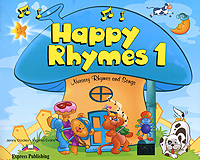 Jenny Dooley, Virginia Evans Happy Rhymes 1: Nursery Rhymes and Songs: Pupil's Book jenny and the cat club