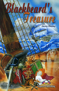Jenny Dooley Blackbeard's Treasure a darkness at sethanon