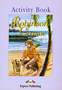 Daniel Defoe Robinson Crusoe: Activity Book james robinson the starman omnibus vol 2