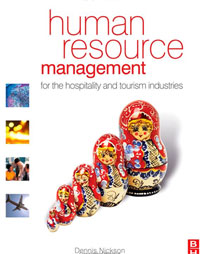 Human resource management for the hospitality and tourism industries human resource management problems and solutions