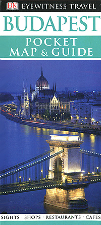 Budapest: Pocket Map & Guide