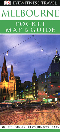 Melbourne: Pocket Map & Guide information searching and retrieval