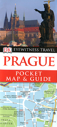 Prague: Pocket Map & Guide купить