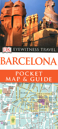 Barcelona: Pocket Map & Guide the map and the territory