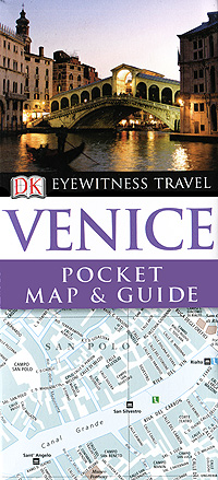 Venice: Pocket Map & Guide barbara taylor dk eyewitness books arctic and antarctic