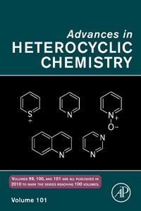Advances in Heterocyclic Chemistry,101 advances in heterocyclic chemistry 108