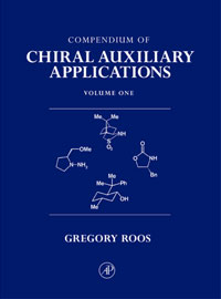 Compendium of Chiral Auxiliary Applications, Three-Volume Set, patriot gp 2510