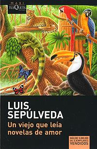 Un viejo que leia novelas de amor quiroga h cuentos de la selva