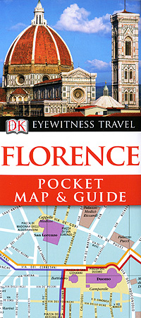 Florence: Pocket Map & Guide everyman amsterdam everyman map guide