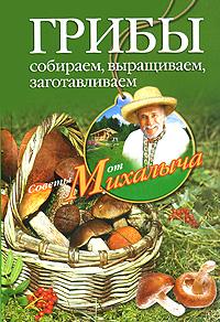 Н. М. Звонарев Грибы. Собираем, выращиваем, заготавливаем галлюциногенные грибы где купить
