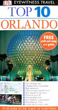 Orlando: Top 10 the algarve rough guide map
