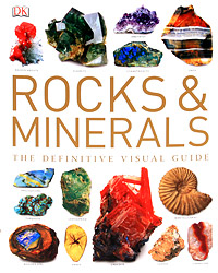 Rocks & Minerals: The Definitive Visual Guide crew neck button embellished tee