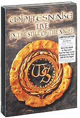 Whitesnake: Live In The Still Of The Night (DVD + CD) dvd диск igor moisseiev ballet live in paris 1 dvd