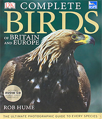 Complete Birds of Britain and Europe (+ CD) green guide to birds of britain and europe
