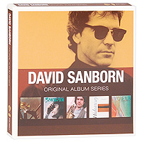 Дэвид Санборн David Sanborn. Original Album Series (5 CD) дэвид гетта david guetta original album series 5 cd