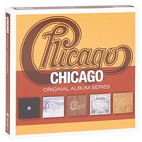 Chicago Chicago. Original Album Series (5 CD) cd nickelback original album series