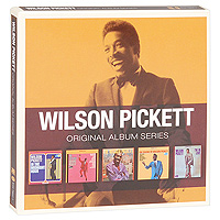 Уилсон Пиккетт Wilson Pickett. Original Album Series (5 CD) цена