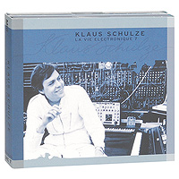 Клаус Шульце Klaus Schulze. La Vie Electronique 7 (3 CD)