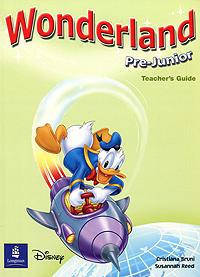 Wonderland: Pre-Junior: Teacher's Guide junior and carlsson