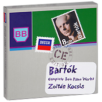 Золтан Кочиш Zoltan Kocsis. Bartok. Complete Solo Piano Music. Collectors Edition (8 CD) nesterov h0984a02 45b