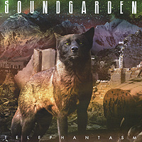 Soundgarden Soundgarden. Telephantasm soundgarden soundgarden king animal deluxe edition