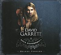 Дэвид Гарретт David Garrett. Rock Symphonies. Deluxe Version (ECD + CD) david garrett rock revolution cd dvd