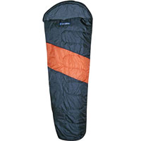 Спальный мешок-кокон Columbus ХХL2791Спальный мешок Columbus ХХL - незаменимая вещь для любителей уюта и комфорта во время активного отдыха. Этот теплый спальный мешок спасет вас от холода во время туристического похода, поездки на рыбалку даже в межсезонье и зимой.Характеристики: Размер: 240 см х 100 см х 60 см. Материал: полиэстер, Ripstop 190 T. Подкладка: хлопок. Наполнитель: полиэстер. Вес: 2,2 кг.Артикул:2791. Производитель: Финляндия.