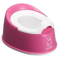 Горшок туалетный детский BabyBjorn  Smart , цвет: розовый - Уход и здоровье