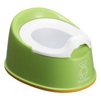 Горшок туалетный детский BabyBjorn  Smart , цвет: зеленый - Уход и здоровье