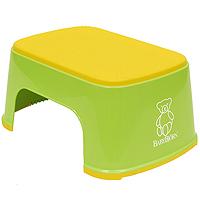 Стульчик-подставка BabyBjorn, цвет: салатовый, желтый0611.62