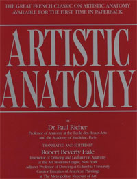 Artistic Anatomy (Practical Art Books) anatomy of a disappearance