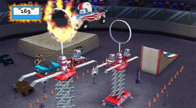 Мультачки.  Байки Мэтра (Wii) Disney / Pixar