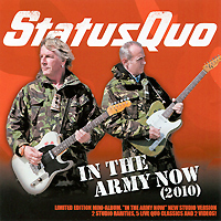 Status Quo Status Quo. In The Army Now (ECD) status quo just doin it live in concert