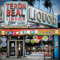 Teron Beal.  Liquor Store Pope Records,Концерн
