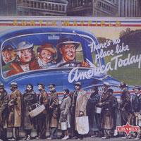 Кертис Мэйфилд Curtis Mayfield. There's No Place Like America Today накладной хвост the bai america place