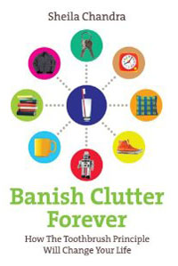 Banish Clutter Forever: How the Toothbrush Principle Will Change Your Life presidential nominee will address a gathering
