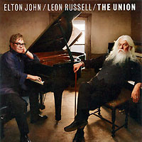 Элтон Джон,Леон Рассел Elton John And Leon Russell. The Union elton john elton john rock of the westies