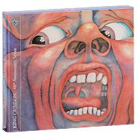 King Crimson King Crimson. In The Court Of The Crimson King (CD + DVD)
