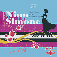 Нина Симон Nina Simone. Gifted & Black / Live At Berkeley нина симон nina simone nina simone and piano lp