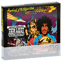 Thin Lizzy Thin Lizzy. Vagabonds Of The Western World. Deluxe Edition (2 CD) evanescence – synthesis deluxe edition cd dvd