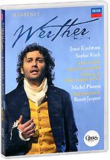 Jonas Kaufmann, Massenet: Werther (2 DVD) massenet thais