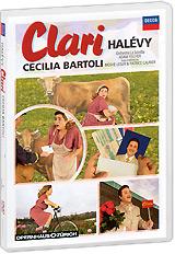 Фото Halevy: Clari - Cecilia Bartoli (2 DVD). Покупайте с доставкой по России