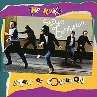 The Kinks The Kinks. State Of Confusion the kinks the kinks arthur 2 lp