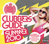 Clubbers Guide. Summer 2010 (2 CD) the ministry of utmost happiness