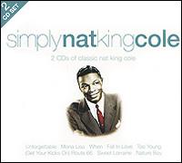 Нэт Кинг Коул Nat King Cole. Simply Nat King Cole (2 CD) nat king cole nat king cole at the sands