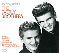 The Everly Brothers The Everly Brothers. The Very Best Of The Everly Brothers (2 CD) stevie nicks stevie nicks crystal visions… the very best of stevie nicks 2 lp